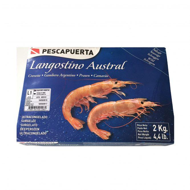 Австралийские лангустины купить в СПБ с доставкой