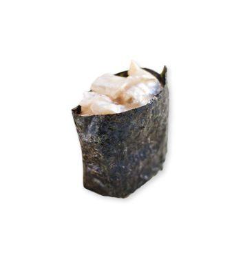 Суши с кальмаром острые(spicy) купить в СПб с доставкой на дом