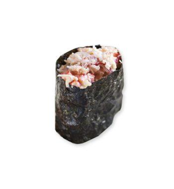 Суши с камчатским крабом купить в СПб с доставкой на дом