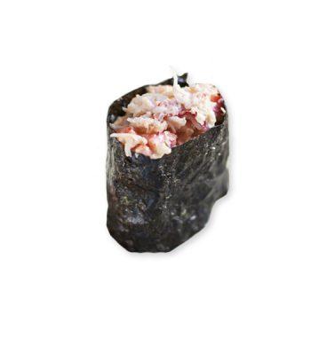 Суши с крабом острые(spicy) купить в СПб с доставкой на дом