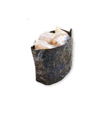 Суши с сельдью олюторской острые(spicy) купить в СПб с доставкой на дом